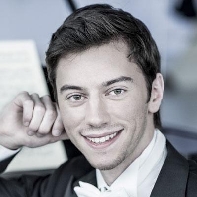 Piano Recital Philipp Scheucher