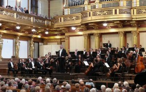 orchestra gr - vienna musikverein golden hall