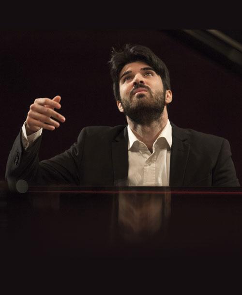 Luigi Carroccia. Piano recital
