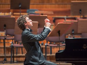 Andrea Molteni – Piano Talents