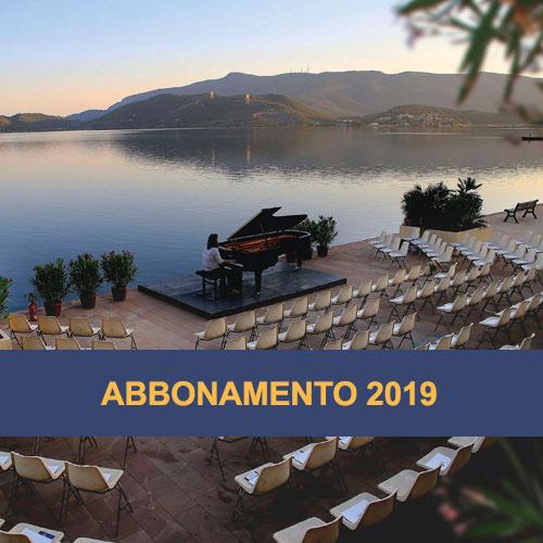 Abbonamento Stagione 2019
