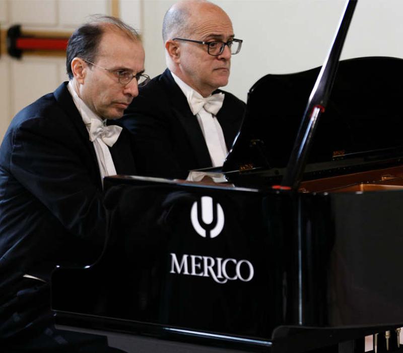 Duo Pianistico Aurelio E Paolo Pollice – Ore 21.30